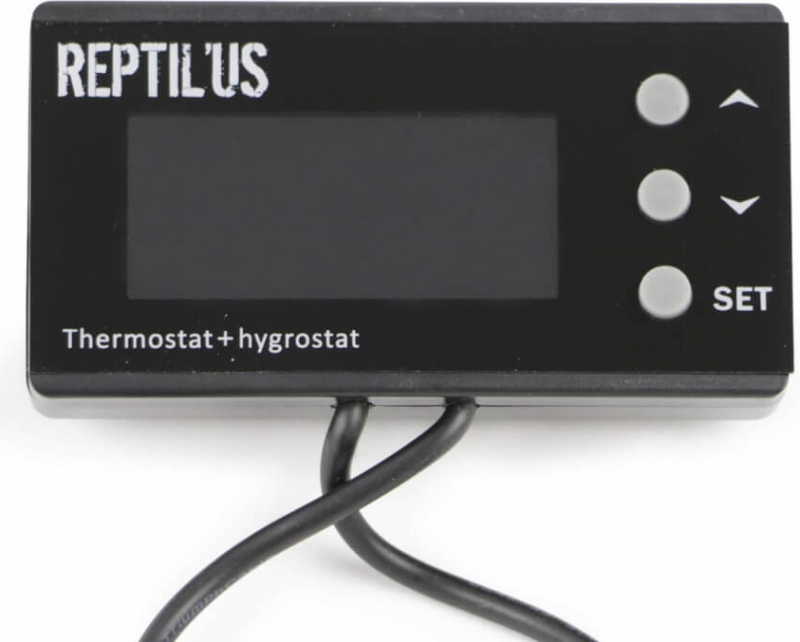 Hygrometer Thermostat DTH Control