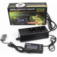Termostato higrómetro DTH Control