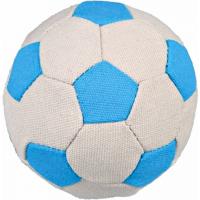 Balle foot souple en toile