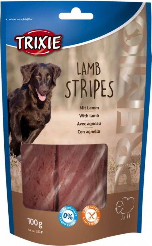 PREMIO Lamb Stripes