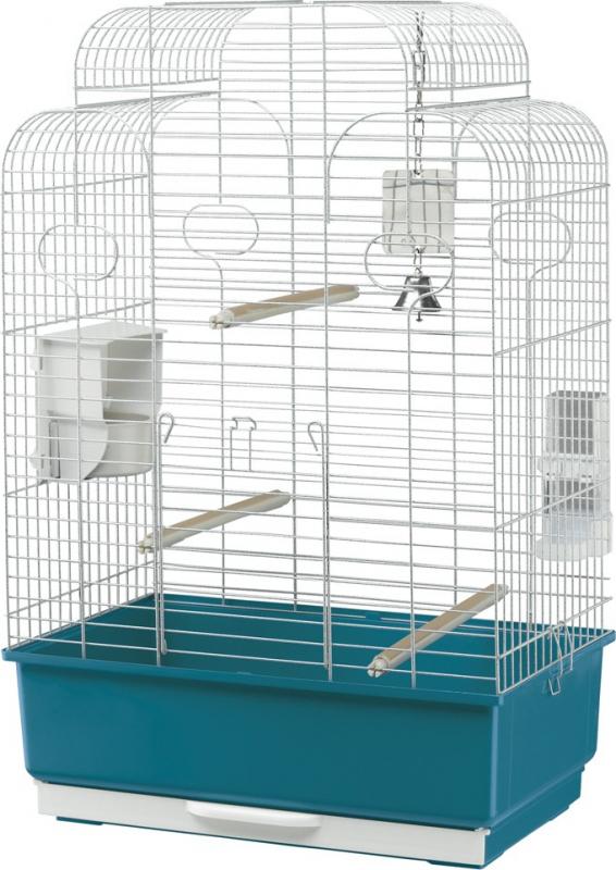 Cage pour perruche GALA - H75,5 cm