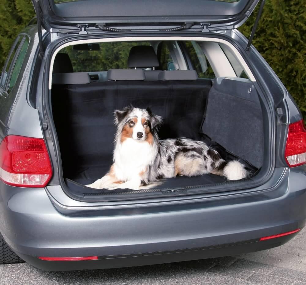 prot ge coffre de voiture 1 20 x 1 50 m accessoires voiture chien. Black Bedroom Furniture Sets. Home Design Ideas