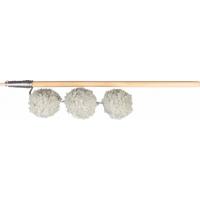 Canne à pêche avec 3 balles en peluche