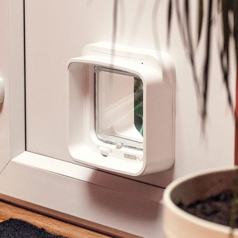 chati re puce lectronique dualscan sureflap. Black Bedroom Furniture Sets. Home Design Ideas