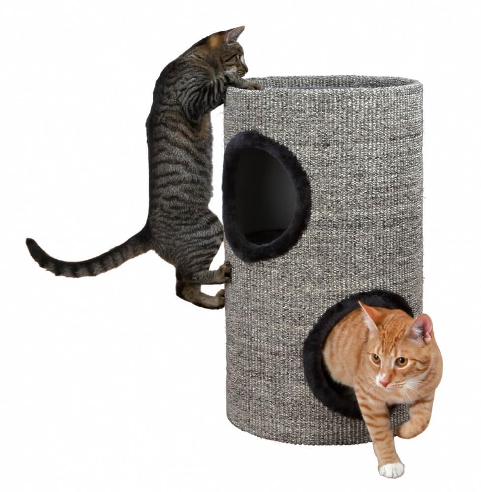 kratzturm f r katzen adrian kratzbretter. Black Bedroom Furniture Sets. Home Design Ideas