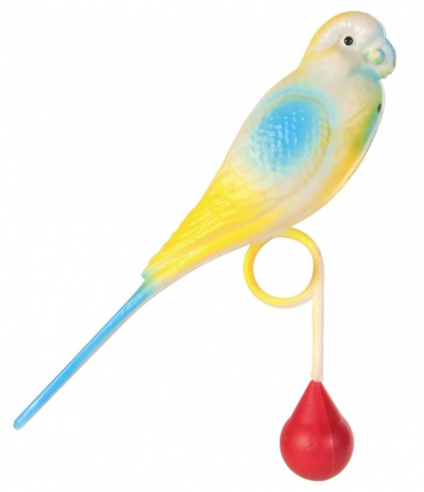Perruche pour perchoir 15cm_0