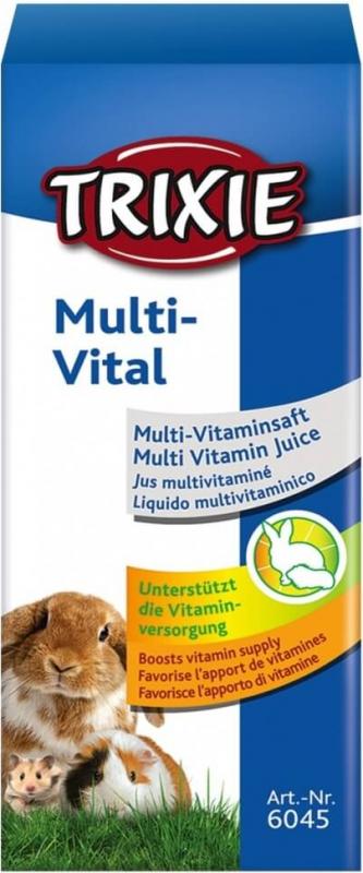 Multi-Vital pour rongeurs 50ml