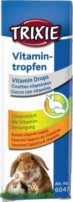 Gouttes vitaminées pour rongeurs