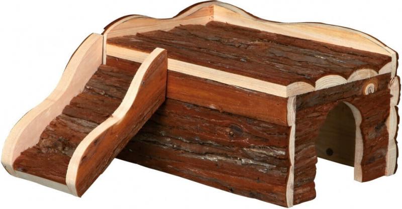 Natural Living casetta in legno Ineke