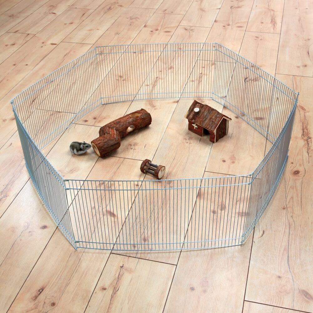 Enclos d'intérieur pour souris et hamsters_0