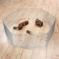 Cerca interior para ratinhos e hamsters
