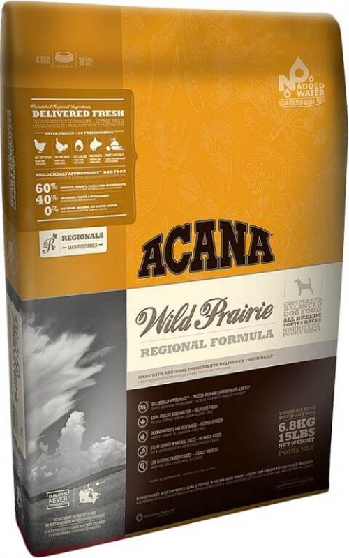 ACANA REGIONAL Wild Prairies pour chien