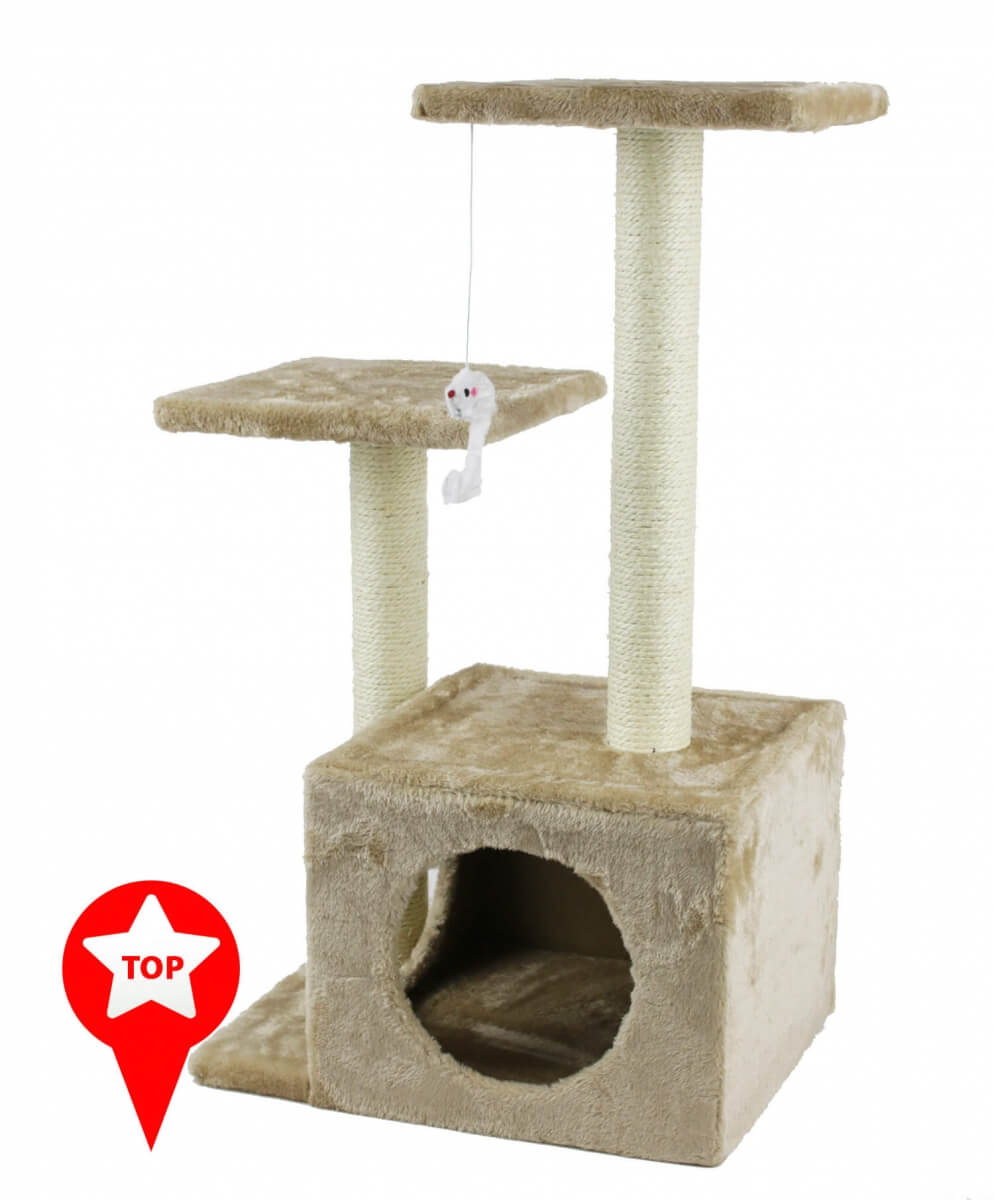 Árbol para gatos TAKI 70 cm_0