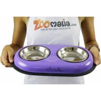 Gamelle double violette ZOLIA Panga
