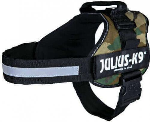 Harnais Power Julius-K9 camouflage