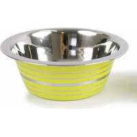 Stainless Steel Bowl PIWI in yellow