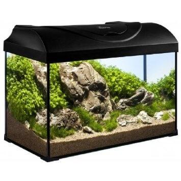 Aquarium noir StartUp 40 équipé _0