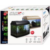 Aquarium noir StartUp 40 équipé  (2)