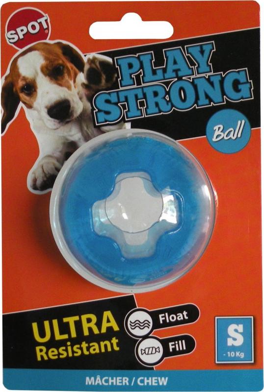 Balle flottante Play Strong Spot Ball très résistante