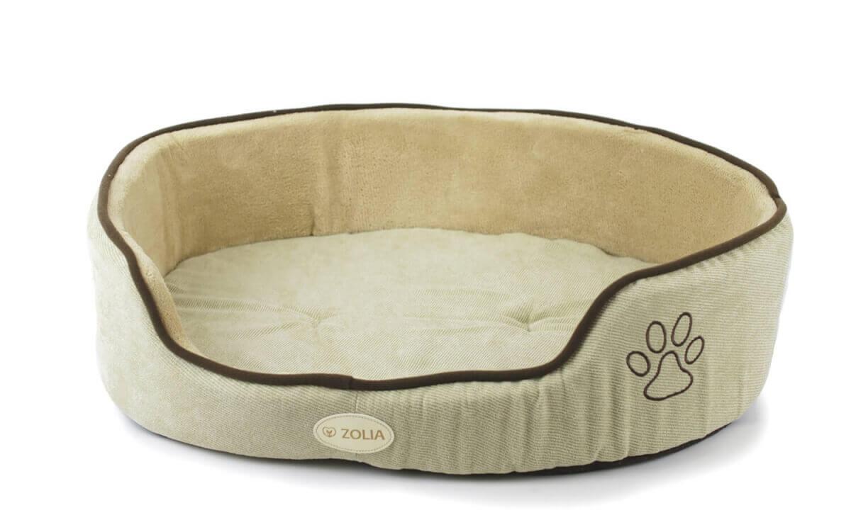 Corbeille pour chien ZOLIA LUKA beige_1