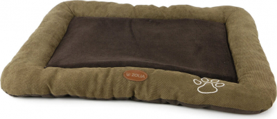 Pillow ZOLIA DINO in brown - 2 sizes