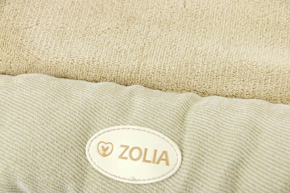 Coussin pour chien ZOLIA DINO beige 2 tailles_2