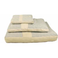 Cojín ZOLIA desenfundable MACAO color gris y beige (6)