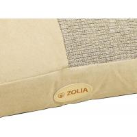 Cojín ZOLIA desenfundable MACAO color gris y beige (3)