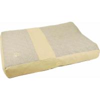 Cojín ZOLIA desenfundable MACAO color gris y beige (2)