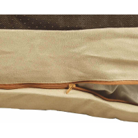 Cojín ZOLIA desenfundable MACAO color gris y beige (4)