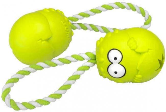Bumpies vert avec corde goût pomme