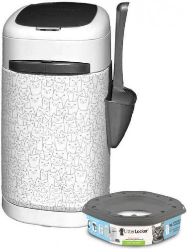 Poubelle hygiénique LitterLocker Plus