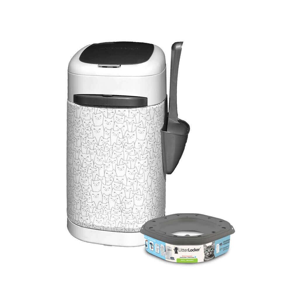 Hygienischer Mülleimer LitterLocker Plus_0
