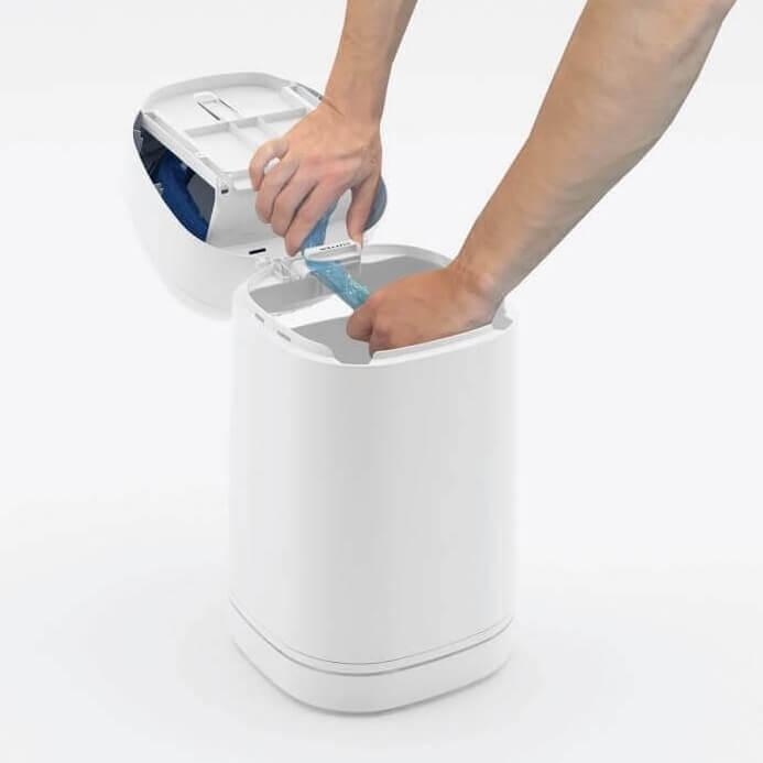 Hygienischer Mülleimer LitterLocker Plus_5