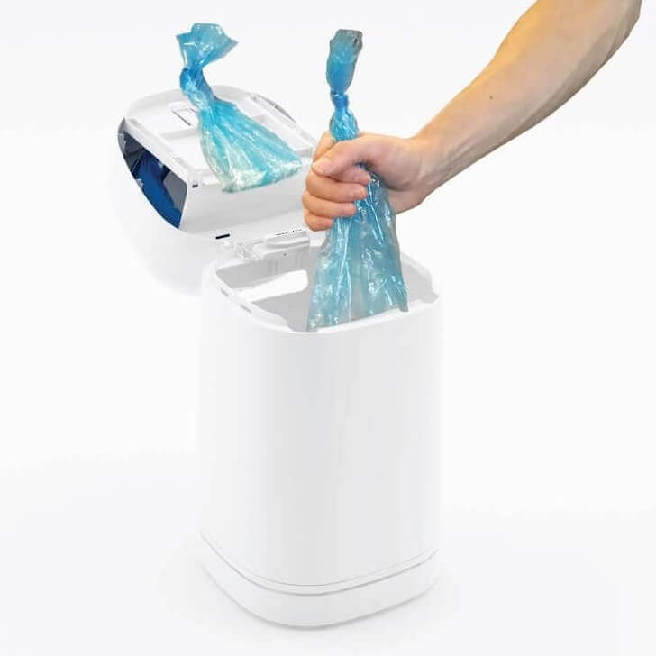 Hygienischer Mülleimer LitterLocker Plus_4