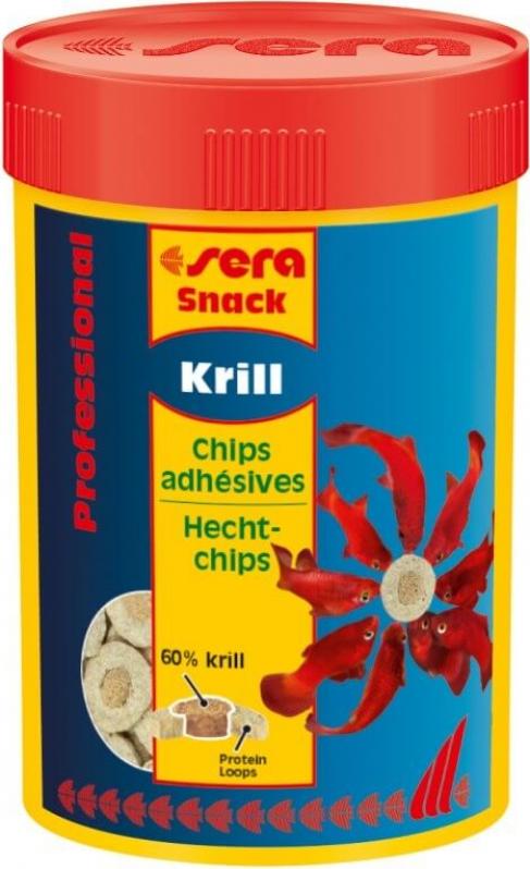 SERA Snacks au krill
