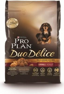 PRO PLAN Duo Délice Small Adult au poulet