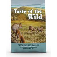 TASTE OF THE WILD Appalachian Valley con Cervo per cani di taglia piccola