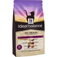 Hill's Ideal Balance Feline Adulte Sans céréales Poulet & Pommes de terre