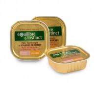 Equilibre & Instinct Pâtée pour chaton - Volailles et carottes