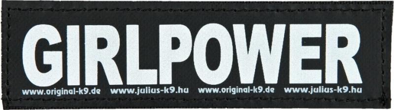 Stickers Velcro Julius-K9 EN tailles S et L