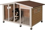 Niche pour chiens Overview