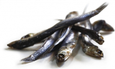 Natural Snacks anchois entiers