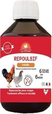 LE FERMIER Antipoux pour poules et volailles REPOULSIF 250 ml