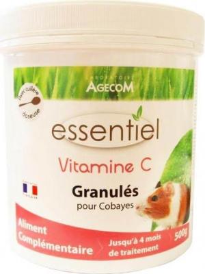 Nahrungsergänzungsmittel VITAMIN C Granulate für Meerschweinchen