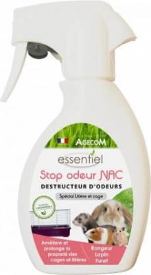 ESSENTIEL Destructeur d'odeurs Stop Odeur NAC 250ml