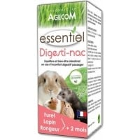 ESSENTIEL Digesti NAC équilibre intestinal des rongeurs et lapins