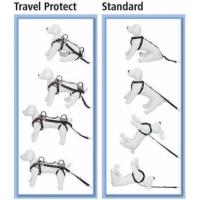 Arnés de seguridad Travel Protect, gris