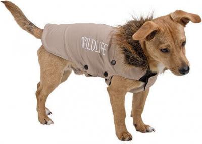 Hundemantel Wild Life