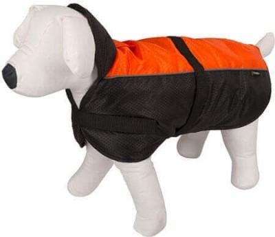 Manteau pour chien Sölden noir / orange